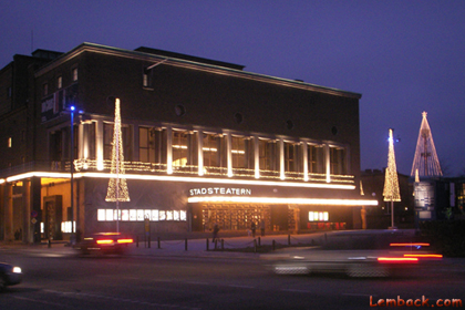 City Theatre, Gothenburg