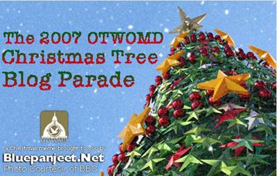 Christmas Tree Blog Parade