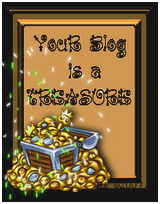 Treasure Blog Award