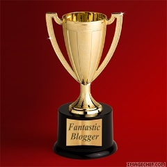 fantastic blogger award