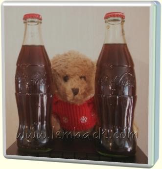 First Coke Bottle