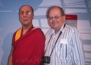 Dalai Lama Berlin