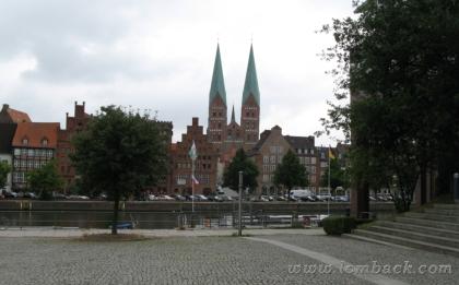 The St. Marien Church