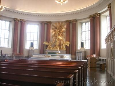 Inside Domkyrkan