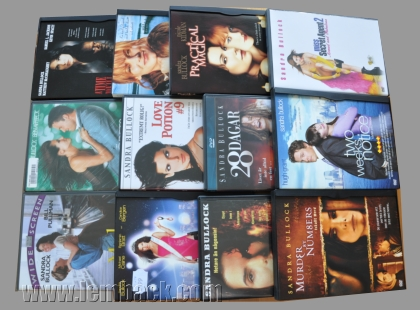 Sandra Bullock's Films