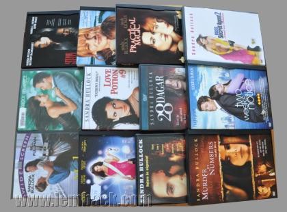 sandra bullock films
