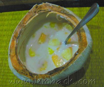 pinoy buko-salad