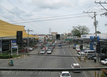 Lanang Road-Davao City