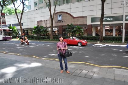 Tanglin Road-Singapore