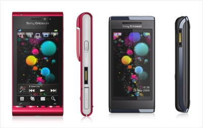 Meet Satio and Aino - the latest from Sony Ericsson