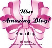 Amazing Blog Award
