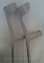 my crutches