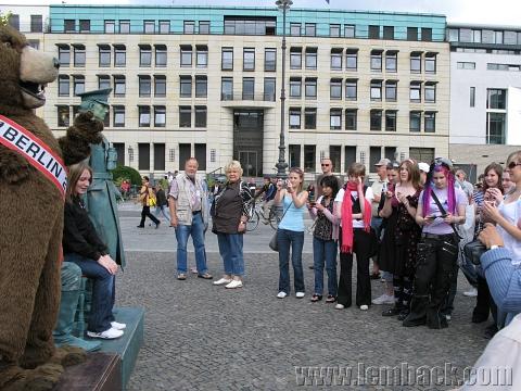 Brandenburg Gate 2008
