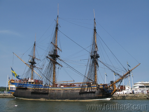 Swedish Ship Gotheborg