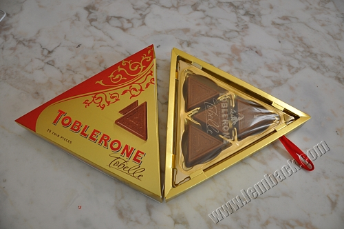 Triangle Toblerone