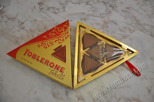 Triangle Toblerone
