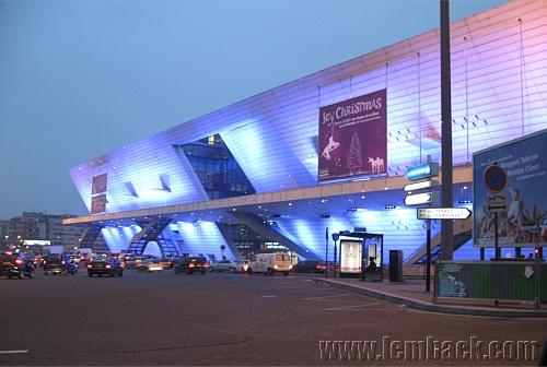 Palais des congrés de Paris 2008
