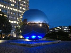 SKF steel ball