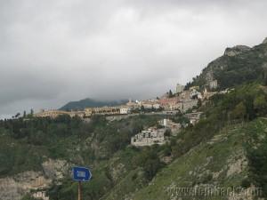 To Taormina, Sicily