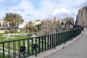 Tempio di Apollo-Siracusa