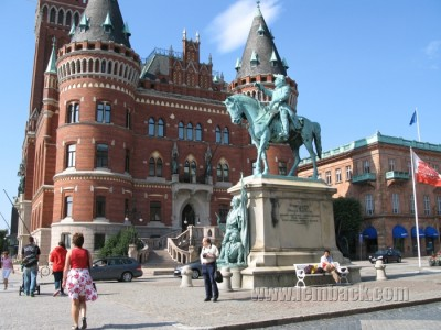 Helsingborg City Hall