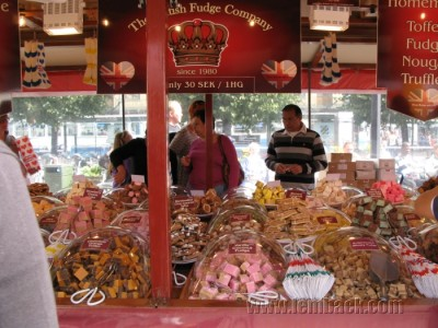 The British Fudge @ Gothenburg Culture Festival