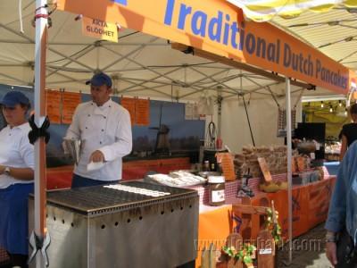 Goteborgs Kulturkalas Dutch Pancakes