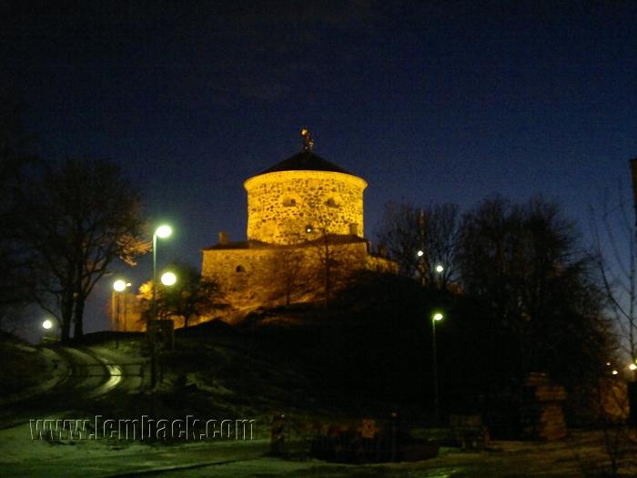 Skansen Lejonet in Goteborg, Sweden
