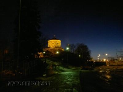 visit Skansen Lejonet in Goteborg