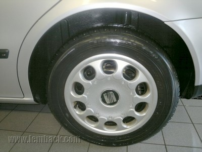 summer tires on our Seat Leon car