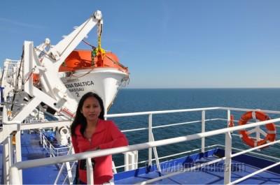 Stena Baltica from Karlskrona
