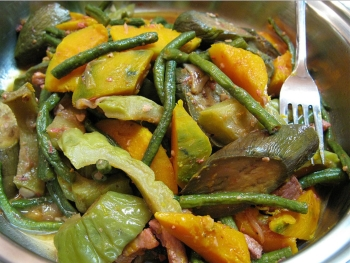 Easy pinoy vegetable recipes
