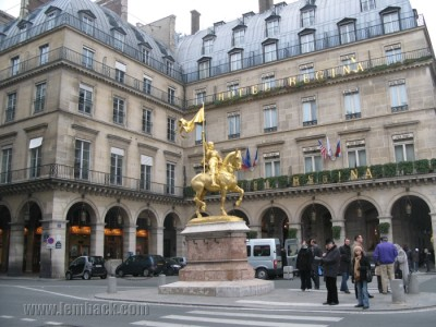 Joan of Arc - Paris