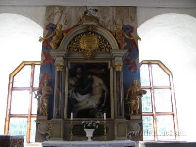 Torpa stenhus Chapel