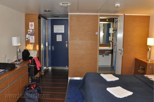 Stena-Gdynia suite cabin