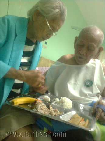 my lola and lolo