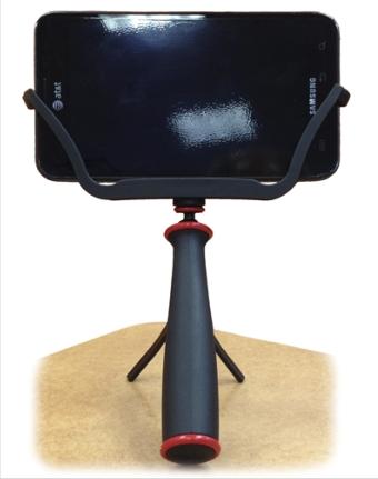 SlingShot smartphone stabilizer
