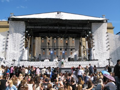 MTV World Stage Gothenburg - Götaplatsen