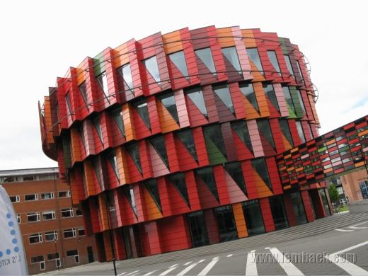 Kuggen Building_01