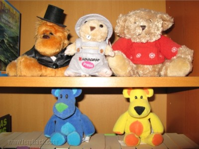 small stuffed toys