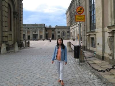 Kungliga slott - Stockholm