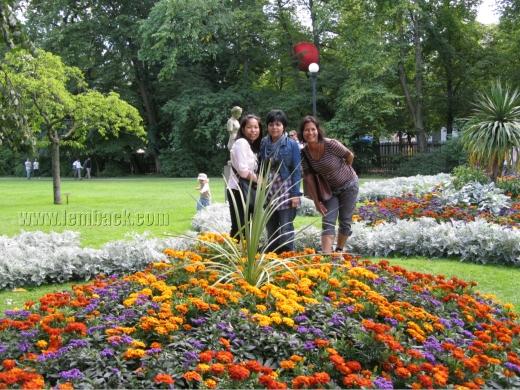 Teachers Tour - Botanical Garden
