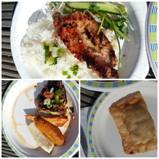Food at the Global Picnic
