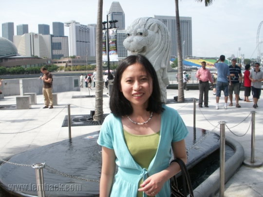 Little Merlion - Singapore
