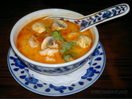 Spicy Tom Yam