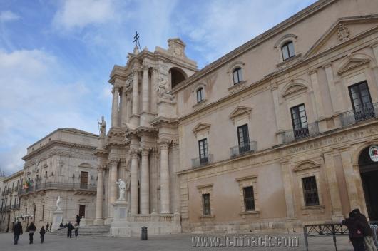 Syracuse Duomo - Siracusa, Sicily