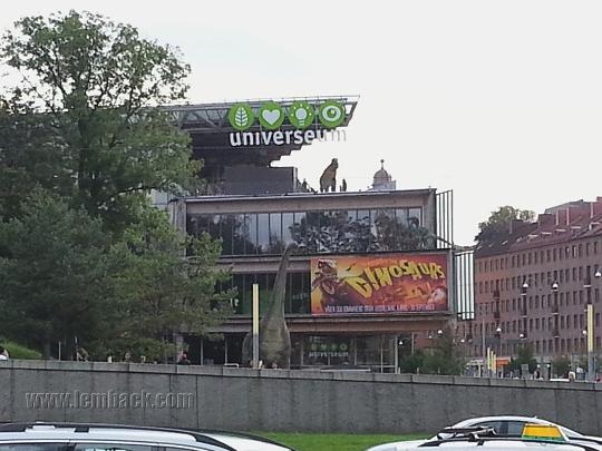 Universeum in Korsvägen