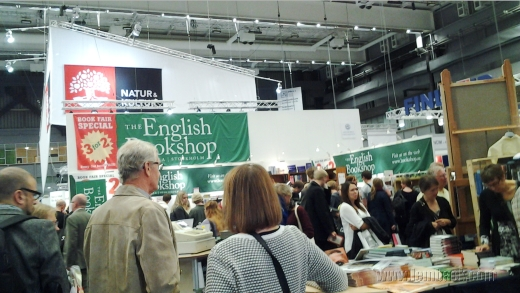 The English Shop at the Book Fair