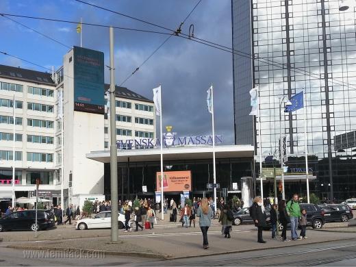 Göteborg Book Fair at Svenska Mässan