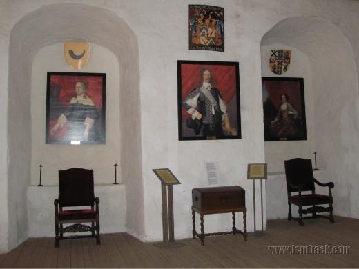 inside Torpa Stenhus